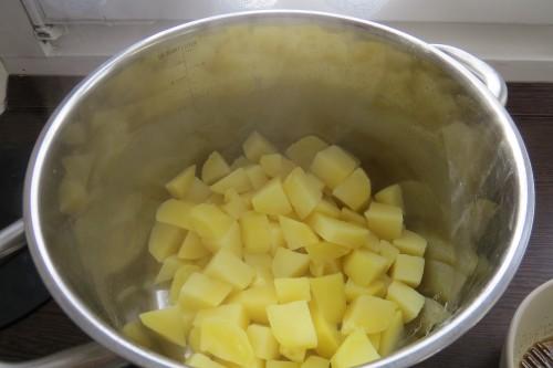 Főtt krumpli